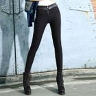 Brush Fleece-Lined Leggings 1596