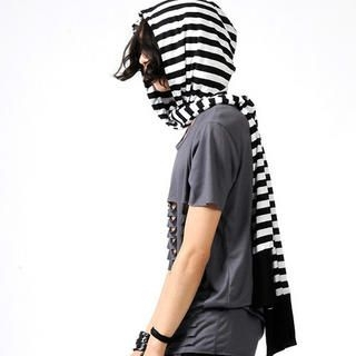 Picture of deepstyle Hood Scarf 1022723010 (deepstyle, Mens Hats & Scarves, Korea)