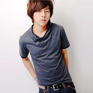 Buy SLOWTOWN Short-Sleeve Contrast-Trim T-Shirt 1023012365