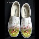 """Signs of Spring"" Canvas Slip-Ons от YesStyle.com INT"