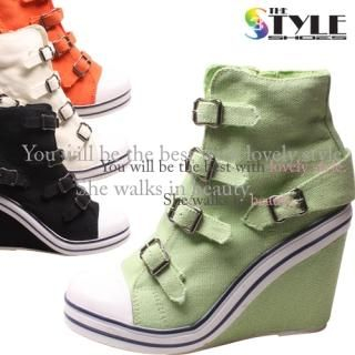 Buy Woorisin Wedge Sneakers 1022975340