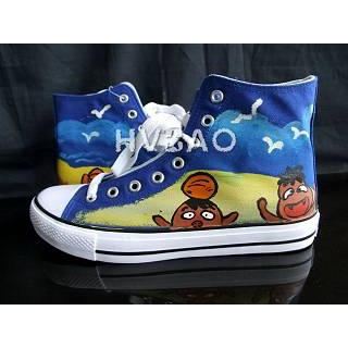 Picture of HVBAO Beach Boys High-Top Sneakers 1011786978 (Sneakers, HVBAO Shoes, Taiwan Shoes, Womens Shoes, Womens Sneakers)