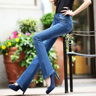 Boot Cut Jeans 1