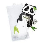 Panda Charm Keychain Silver - One Size от YesStyle.com INT