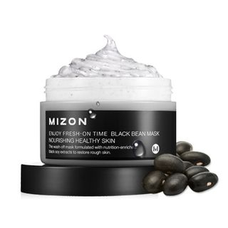 Enjoy Fresh-On Time Black Bean Mask