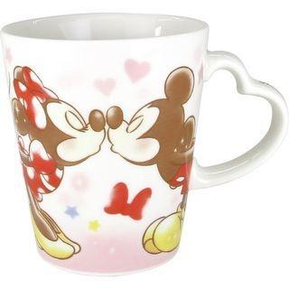 Mickey & Minnie Lovely Mug Cup 4 1064620156