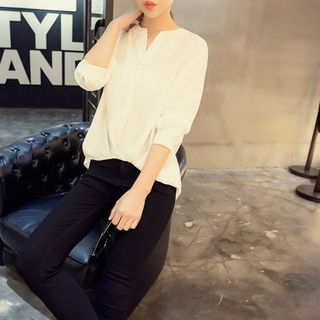 Blouse White - One Size 1053105282
