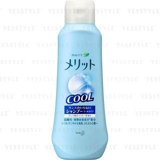 Kao - Merit Conditioner Shampoo (Cool Mint) 200ml 1060718683