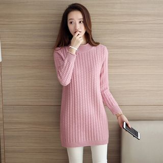 Ribbed Knit Dress 1055525459