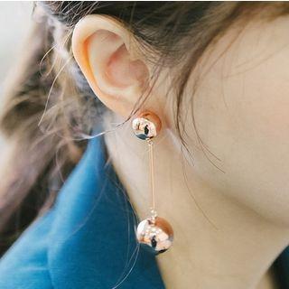 Ball Drop Earrings 1058205912