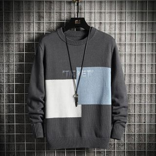 Sweater | Block | Color