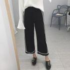 Panel Wide Leg Pants 1596