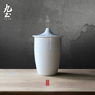 Handmade Cup with Lid 1046662839