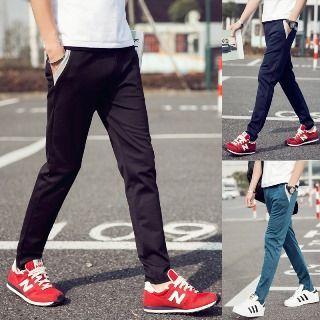 Slim-Fit Sweatpants