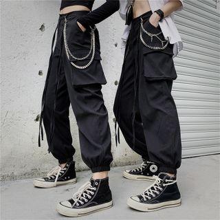 Image of Cargo Pants/Waist Chain
