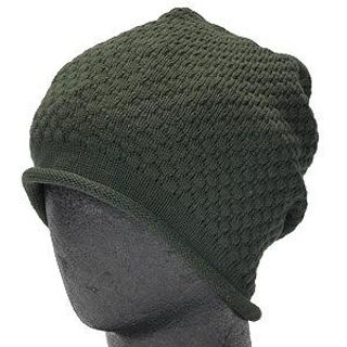 Buy GRACE Knit Watch Cap Dark Khaki – One Size 1014544849