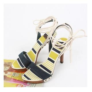 Picture of Hep.burn Ankle Strap Sandals 1023011691 (Sandals, Hep.burn Shoes, Korea Shoes, Womens Shoes, Womens Sandals)