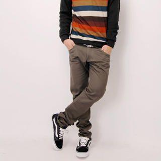 Buy SLOWTOWN Slim-Fit Pants 1022962959