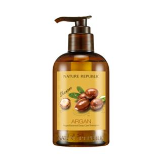 Nature Republic - Argan Essential Deep Care Shampoo 300ml 300ml 1050316470