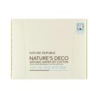 Nature Republic - Natures Deco Natural Water Jet Cotton 80pcs 80pcs от YesStyle.com INT