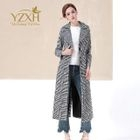 Houndstooth Button Coat 1596