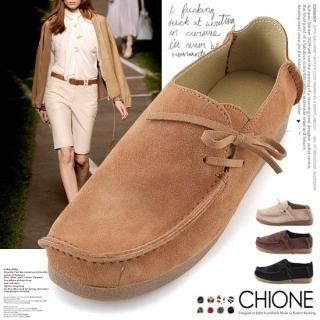 Buy Chione Genuine Leather Loafers 1022976598