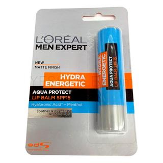 Men Expert Hydra Energetic Lip Balm SPF 15