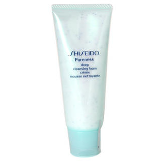 Picture of Shiseido - Pureness Deep Cleansing Foam 100ml/3.3oz (Shiseido, Skincare, Face Care for Women, Womens Cleansers & Toners)