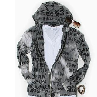 Buy MITOSHOP Hood Zipup Jacket 1022989750