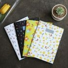 Full - Printed Notebook - Medium 1596