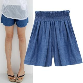 Buy HUE IT GIRL Elasticized Waist Denim Shorts 1022997072