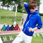 Hooded Windbreaker 1596