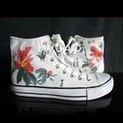 Flower High-Top Canvas Sneakers от YesStyle.com INT