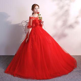Maternity   Wedding   Dress   Gown