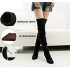 Heel Over The Knee Boots от YesStyle.com INT