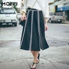 Panel Chiffon Skirt 1596