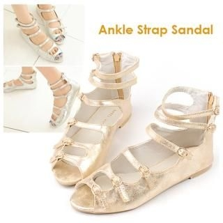 Buy Miz shoes Strappy Sandals 1022982847