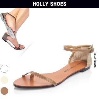 Picture of Holly Shoes Thong Sandals 1022802871 (Sandals, Holly Shoes Shoes, Korea Shoes, Womens Shoes, Womens Sandals)