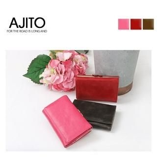 Picture of AJITO Genuine Leather Wallet 1022459303 (AJITO, Wallets, Korea Bags, Womens Bags, Womens Wallets)