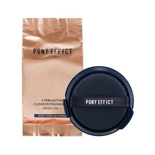 MEMEBOX - PONY EFFECT Everlasting Cushion Foundation SPF50+ PA+++ Refill Only (7 Colors) Nude Beige 1062712809