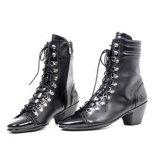 Buy deepstyle Genuine Leather Heeled Boots 1022961805