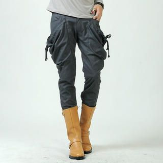 Buy deepstyle Big Pocket Pants 1021239482