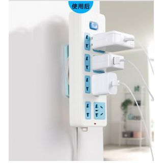 Image of Adhesive Power Extension Wall Holder