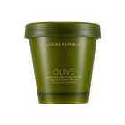 Nature Republic - Natural Olive Scalp Cooling Hair Pack 200ml 1596