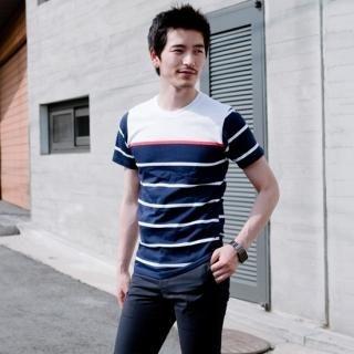 Buy G-NARU Stripe T-Shirt 1023027290