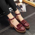 Strapped Platform Bow Sandals Black - 41 от YesStyle.com INT