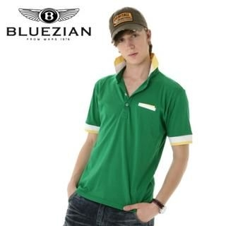 Picture of BLUEZIAN Polo Shirt Sky Blue - XL 1022807819 (BLUEZIAN, Mens Shirts, Korea)