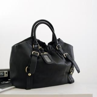Buy Youareagirl Faux-Leather Tote with Cross Strap 1022418594