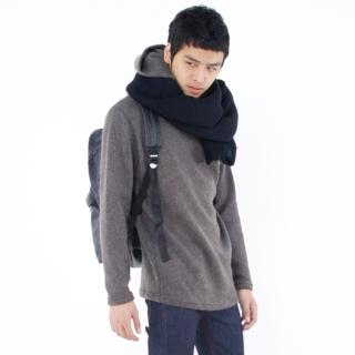 Buy Hwang Kum Style Hooded Knit Pullover 1021782169