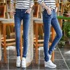 Elastic Skinny Jeans 1596